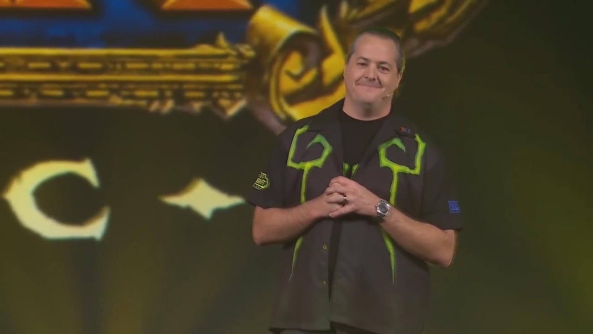 Blizzard Entertainment has named a new president screenshot