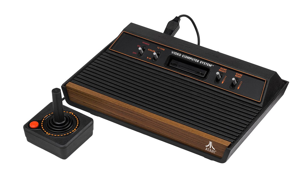 What was your first ever gaming device? screenshot