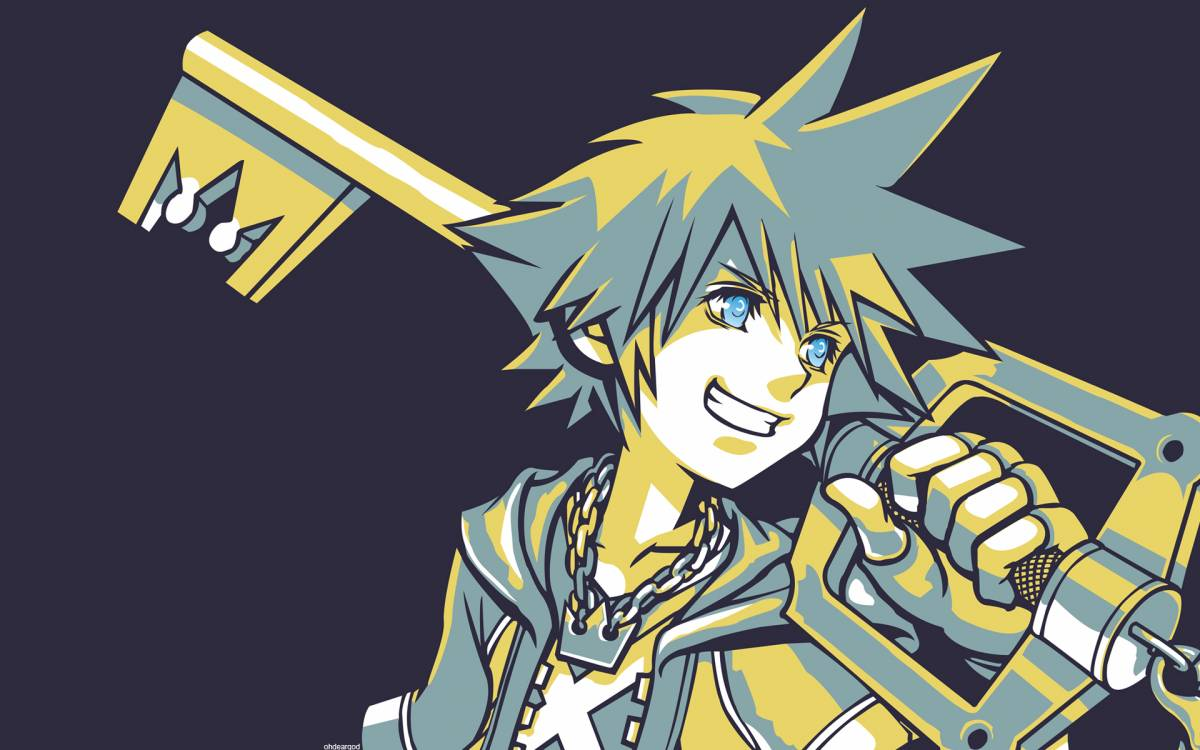 Kingdom Hearts is getting an all-in-one compilation on PS4 soon screenshot
