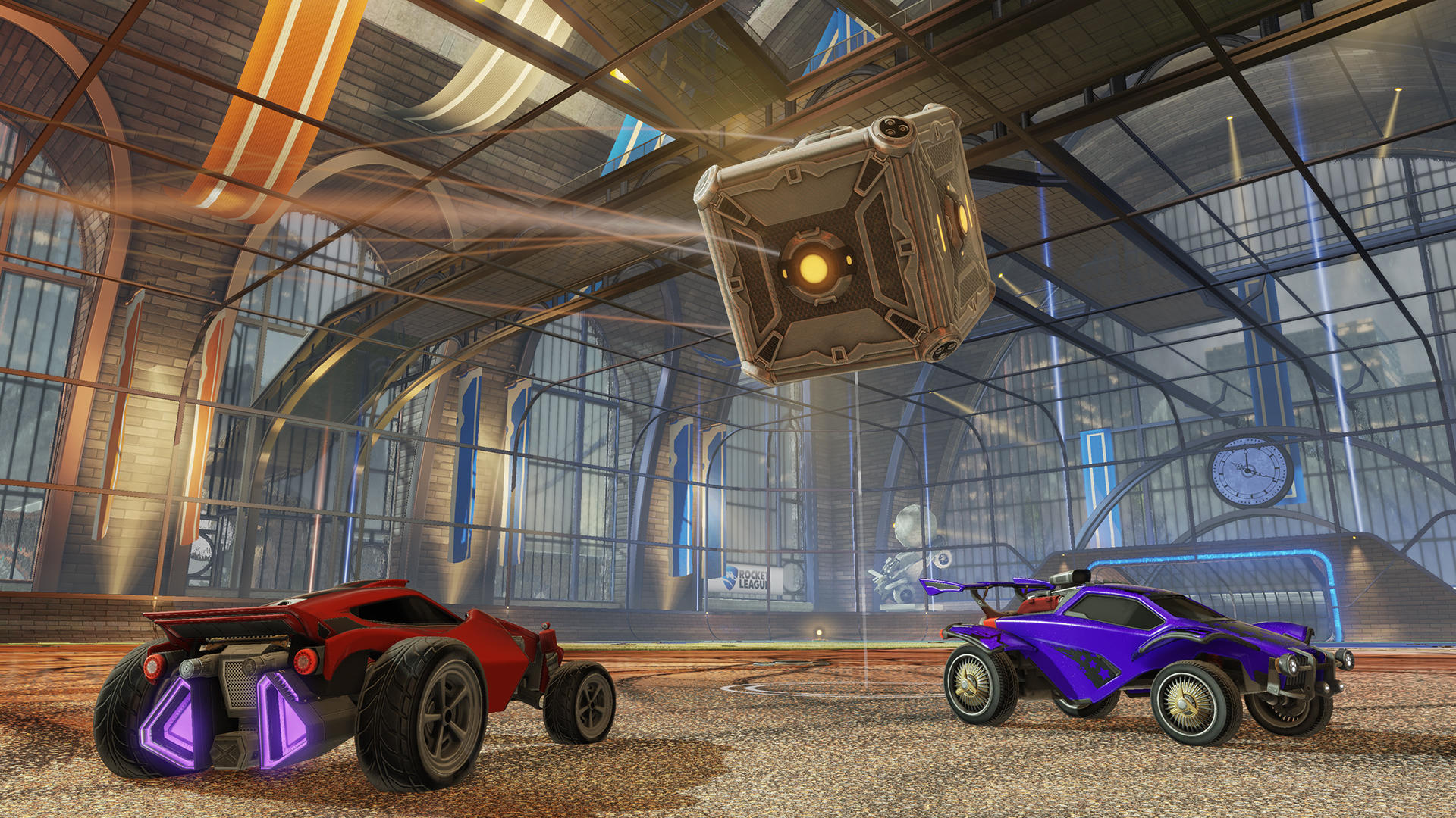 Rocket League needs to bring Midseason Mayhem back screenshot