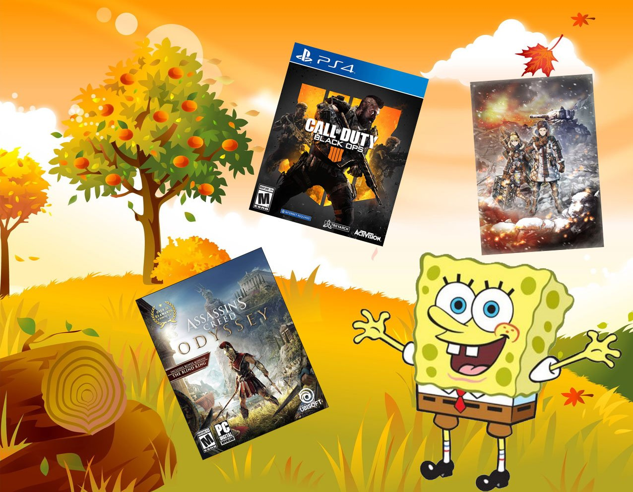 New game deals: 15% off Assassin's Creed Odyssey, Black Ops 4, and more screenshot