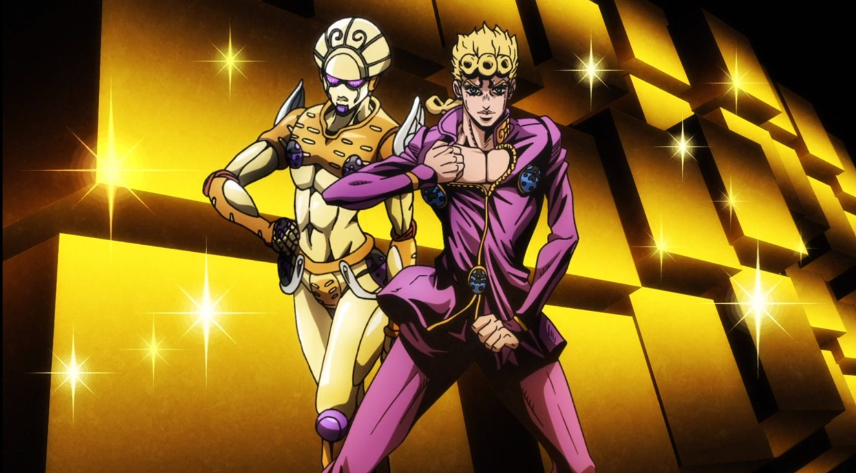Japanator's Anime Binge Log: JoJo's Bizarre Adventure: Golden Wind screenshot