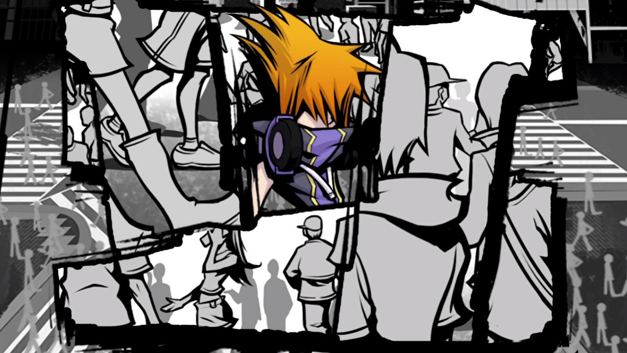 Review: The World Ends With You: Final Remix screenshot