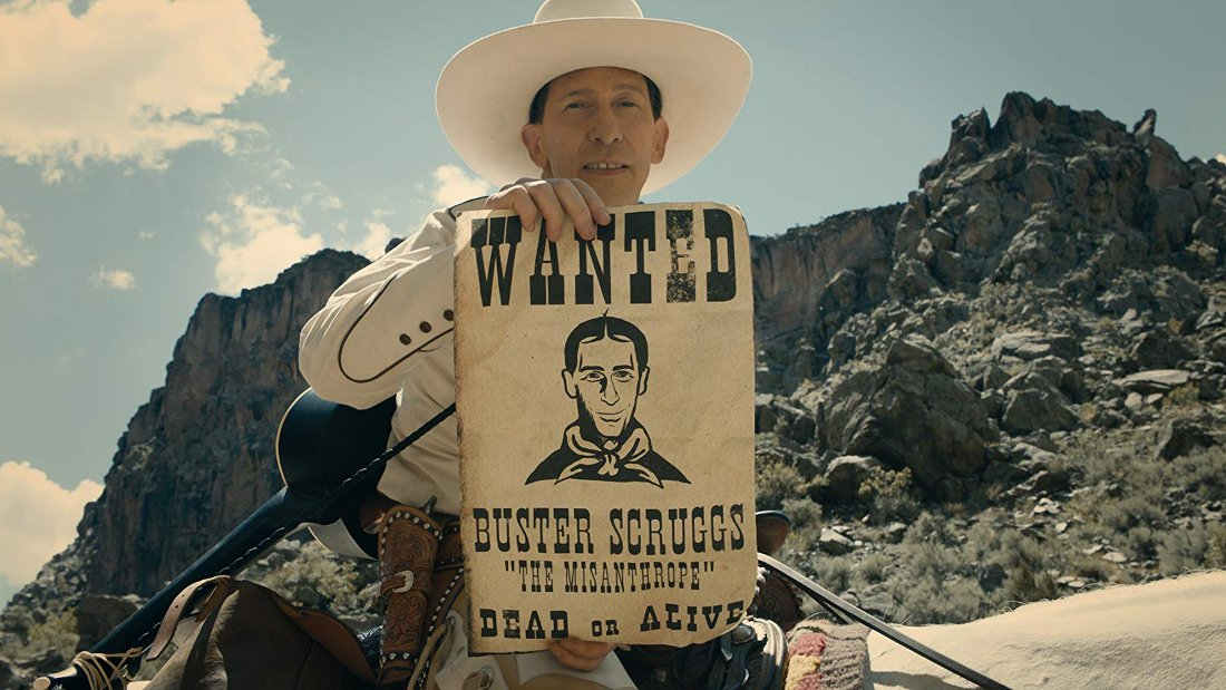 NYFF Review: The Ballad of Buster Scruggs screenshot