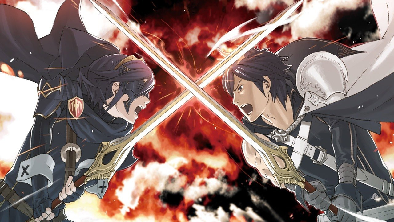 Fire Emblem unveils a second arrangement for Super Smash Bros. Ultimate screenshot