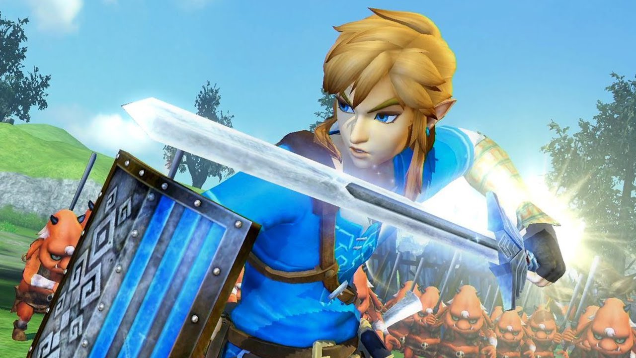 Koei Tecmo says Hyrule Warriors 'sold much more than expected' on Switch in the west screenshot