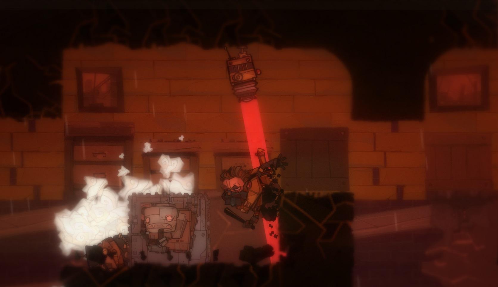 Giveaway: The Swindle (Switch - NA/EU) screenshot