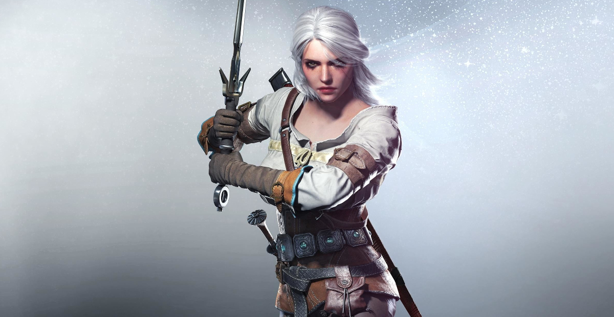 Netflix Witcher adaptation casts Yennefer and Ciri screenshot