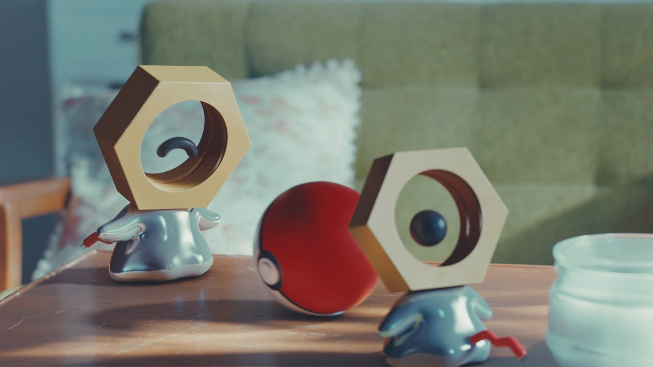 It looks like Meltan can only be caught in Pokemon Go screenshot