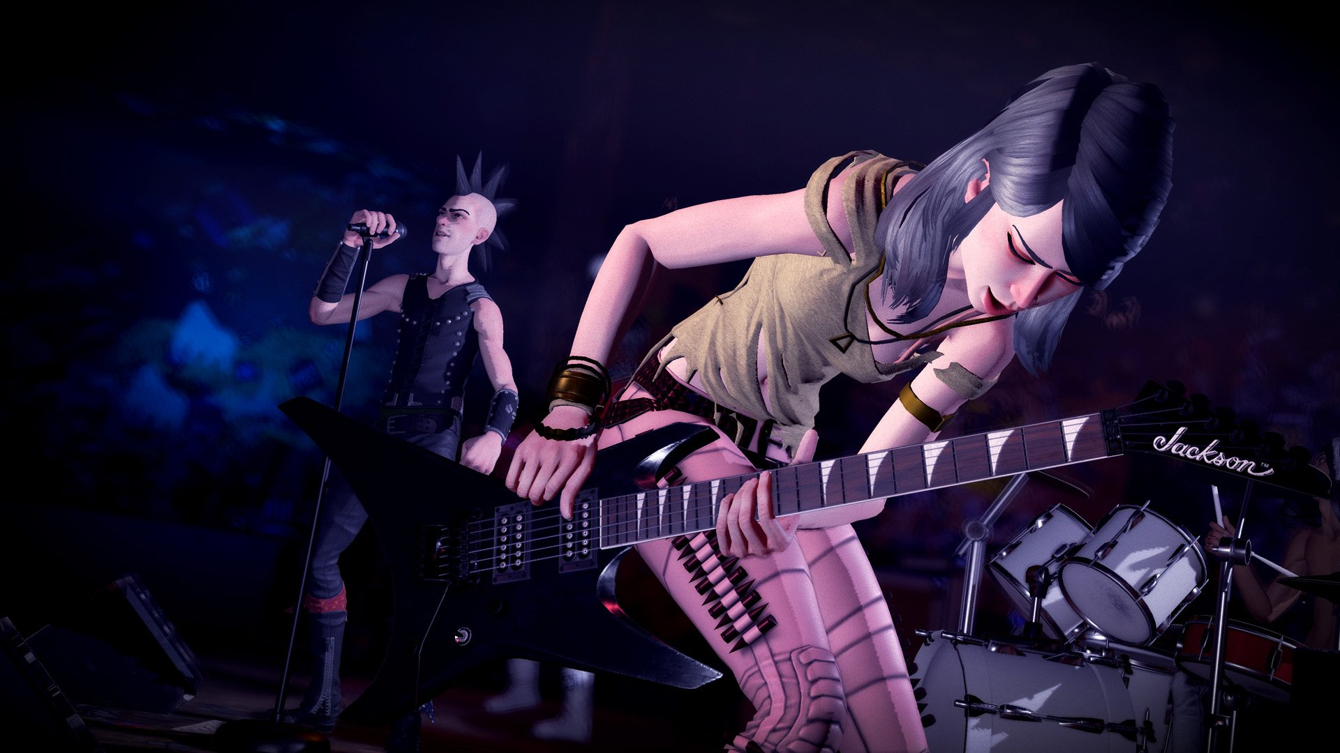 Rock Band 4 celebrates its third birthday with track skins screenshot