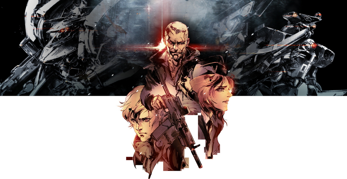 Front Mission spin-off Left Alive releasing in March 2019, gets physical special edition for PS4 only screenshot