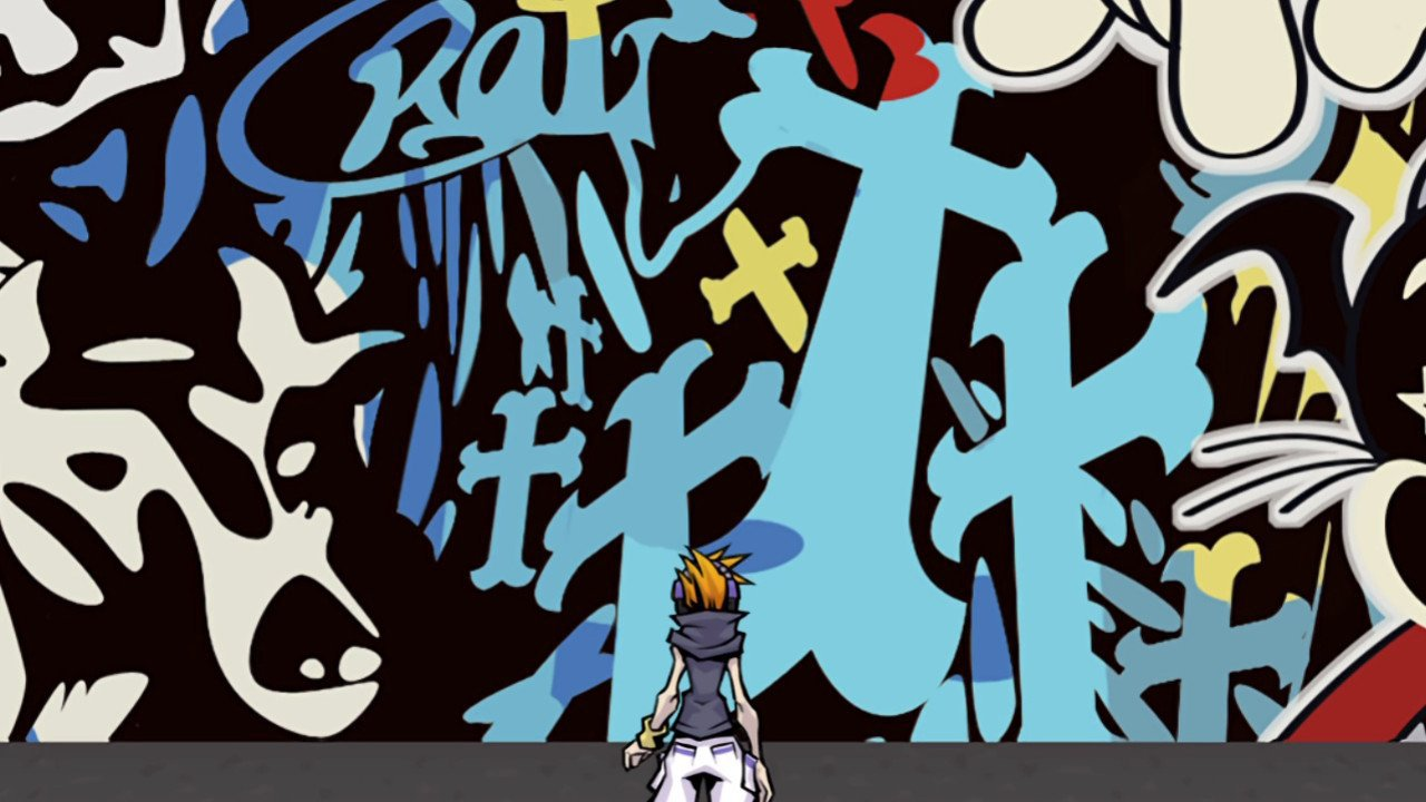Nintendo Download: The World Ends with You: Final Remix screenshot