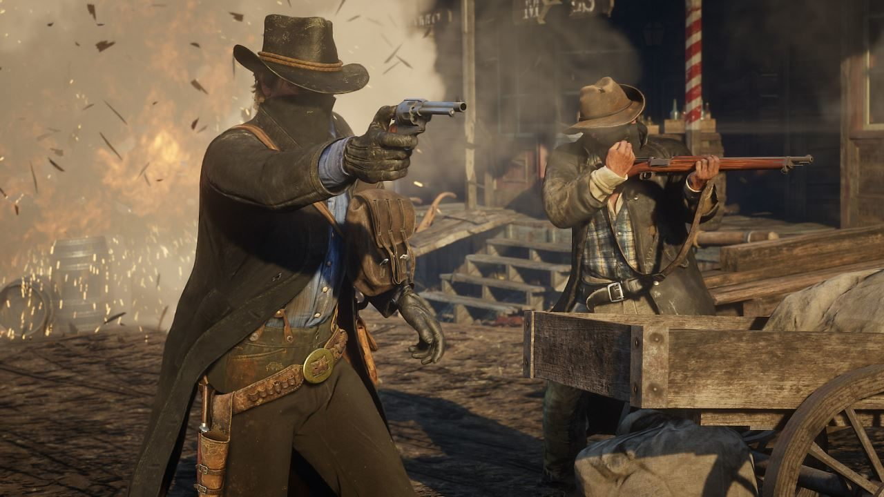 Review: Red Dead Redemption 2 screenshot