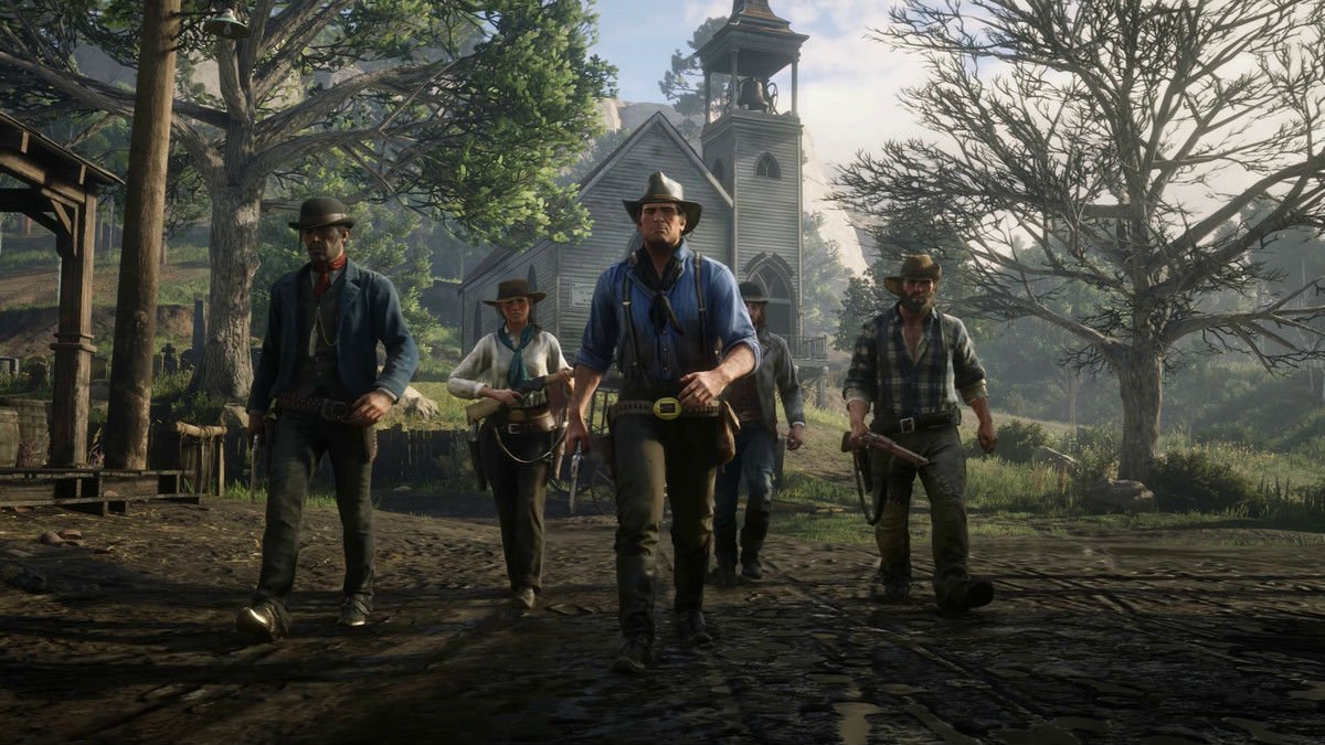 Why Red Dead Redemption 2 has captured the imagination