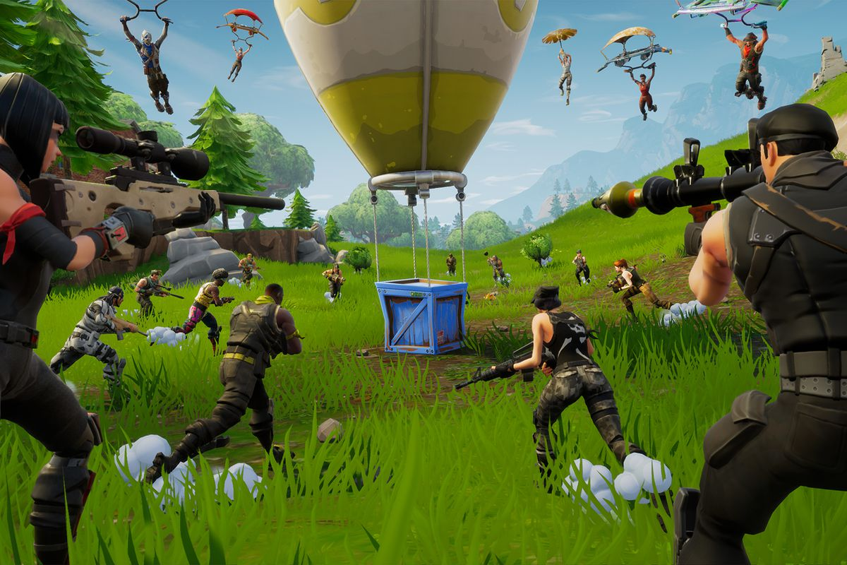 Fortnite is finally available for all Android users, check to see if your phone is compatible screenshot