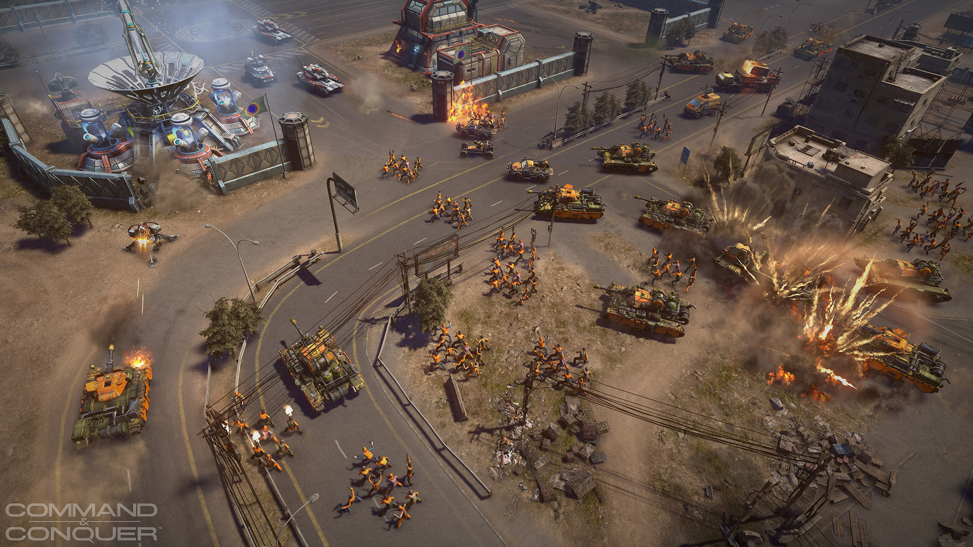 EA's planning to remaster some classic Command & Conquer games on PC screenshot