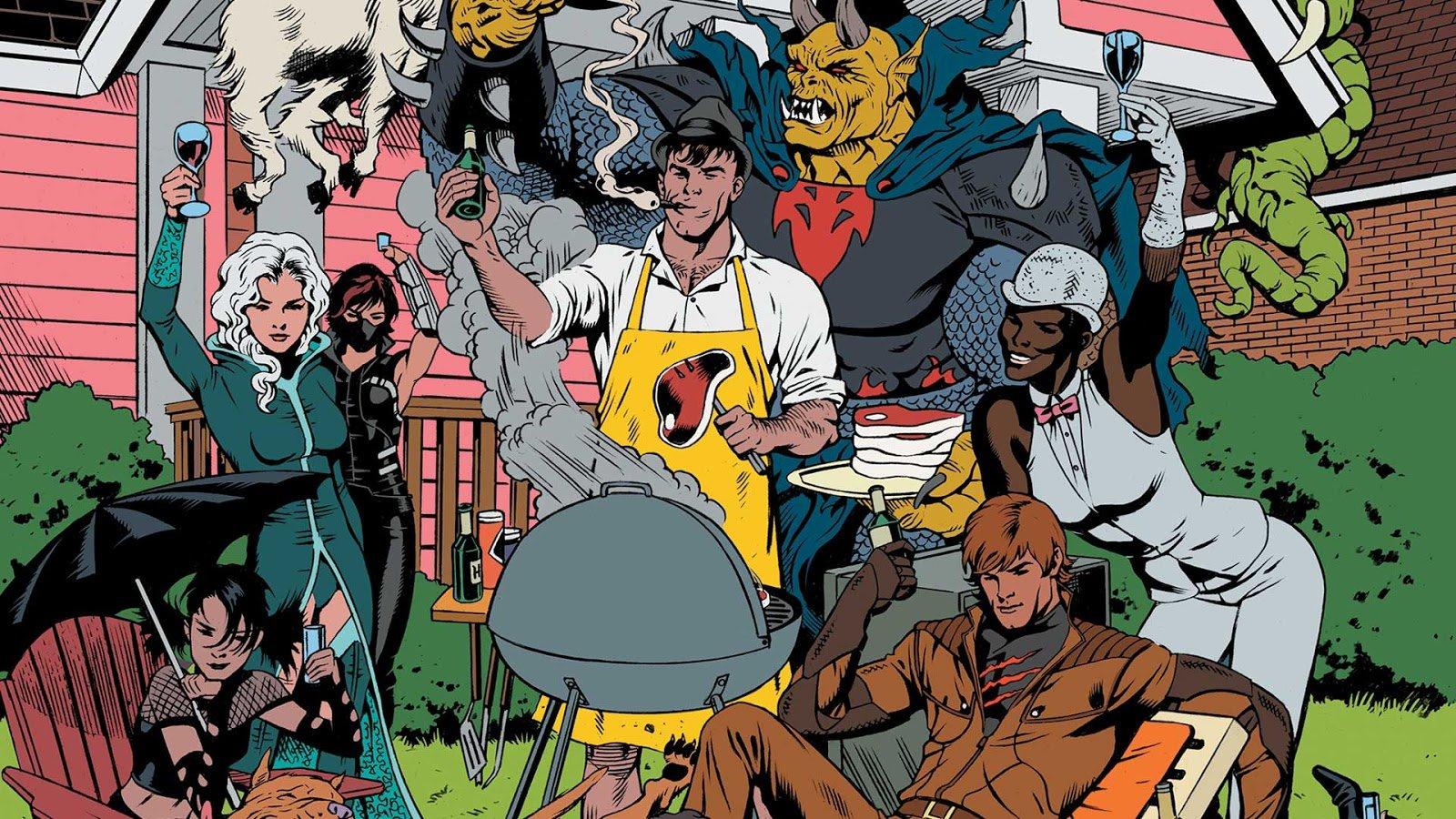 Secret Six gets a TV series at CBS and not through DC Universe screenshot