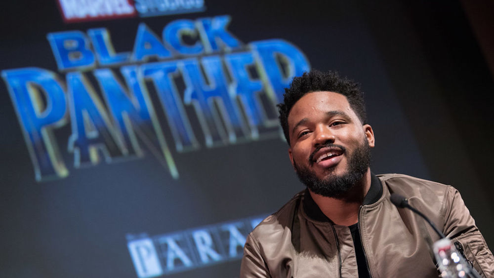 Ryan Coogler confirmed to write and direct 'Black Panther' sequel screenshot