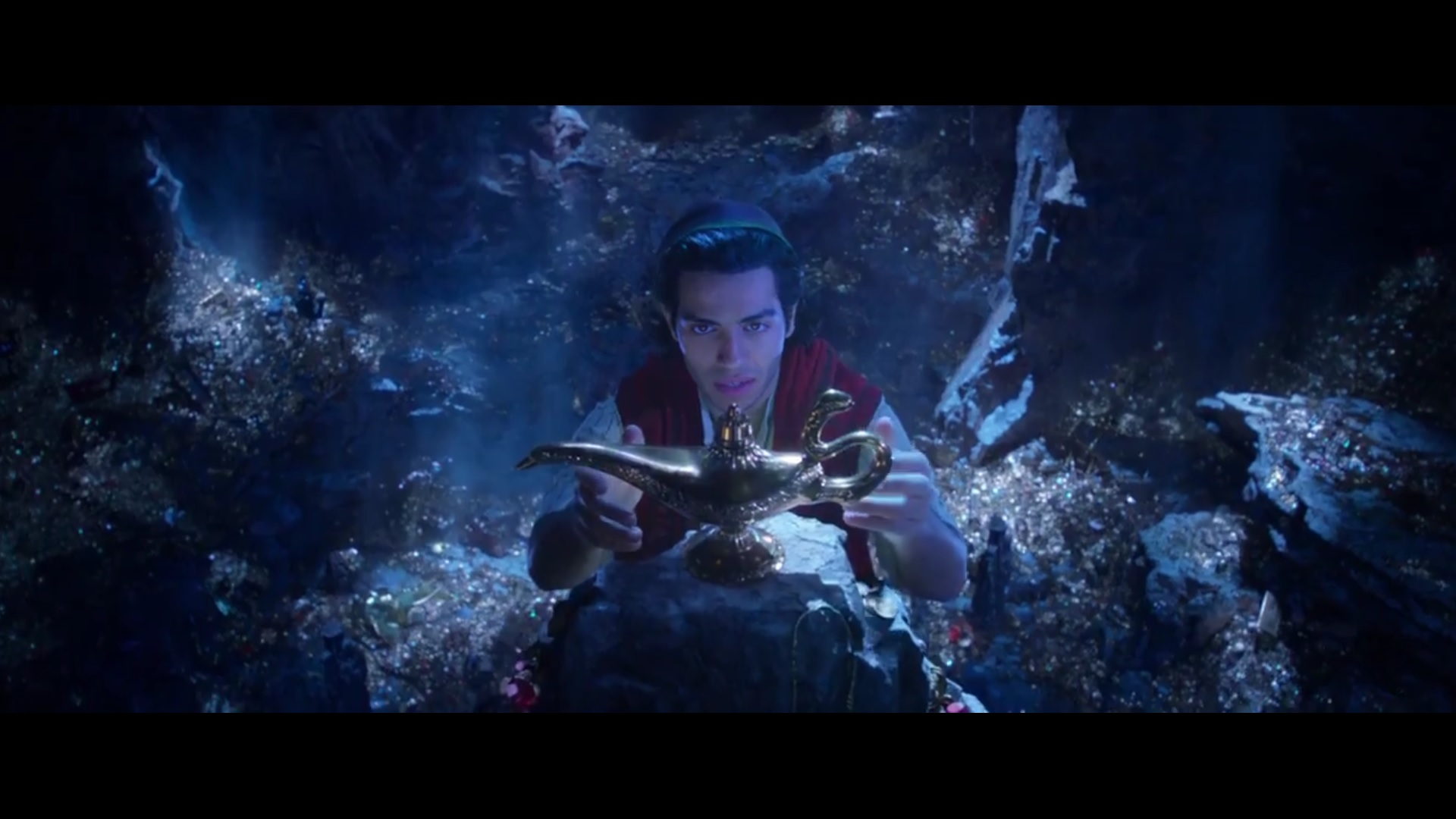 Here's our first glimpse of 2019's Aladdin screenshot