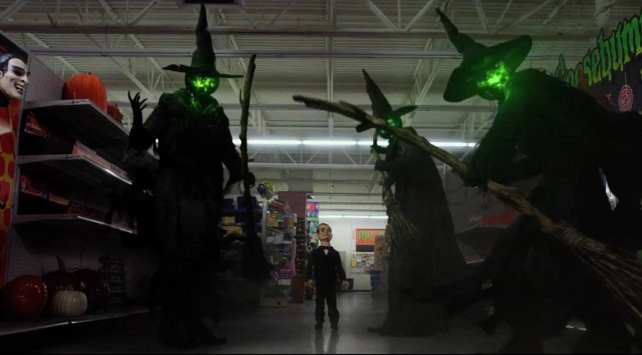 Review Goosebumps 2 Haunted Halloween