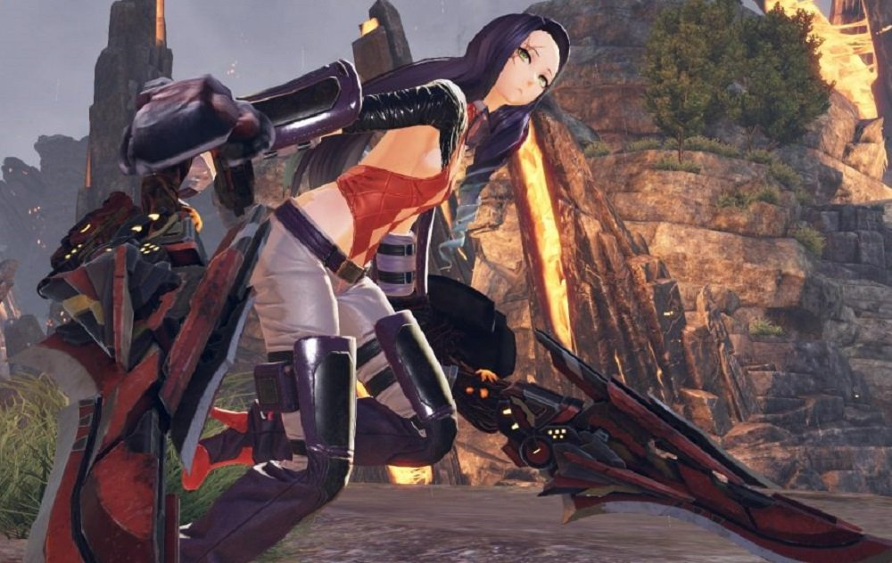 Limited time God Eater 3 demo available tomorrow on Japanese PS store screenshot