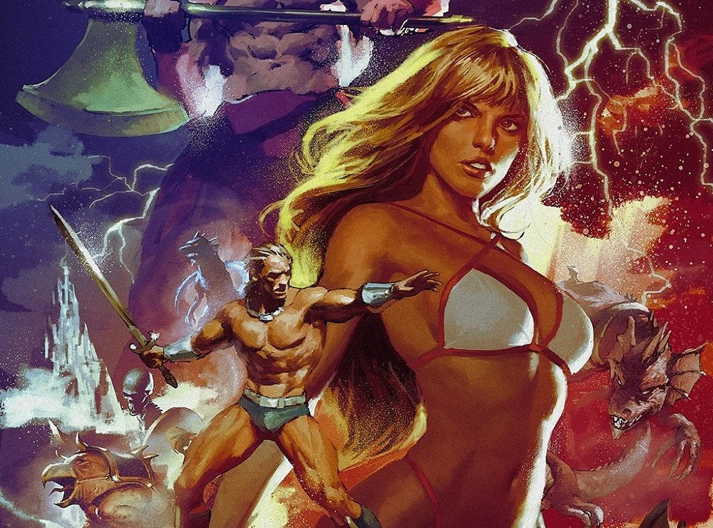 Golden Axe to be adapted into a Japanese stage play screenshot