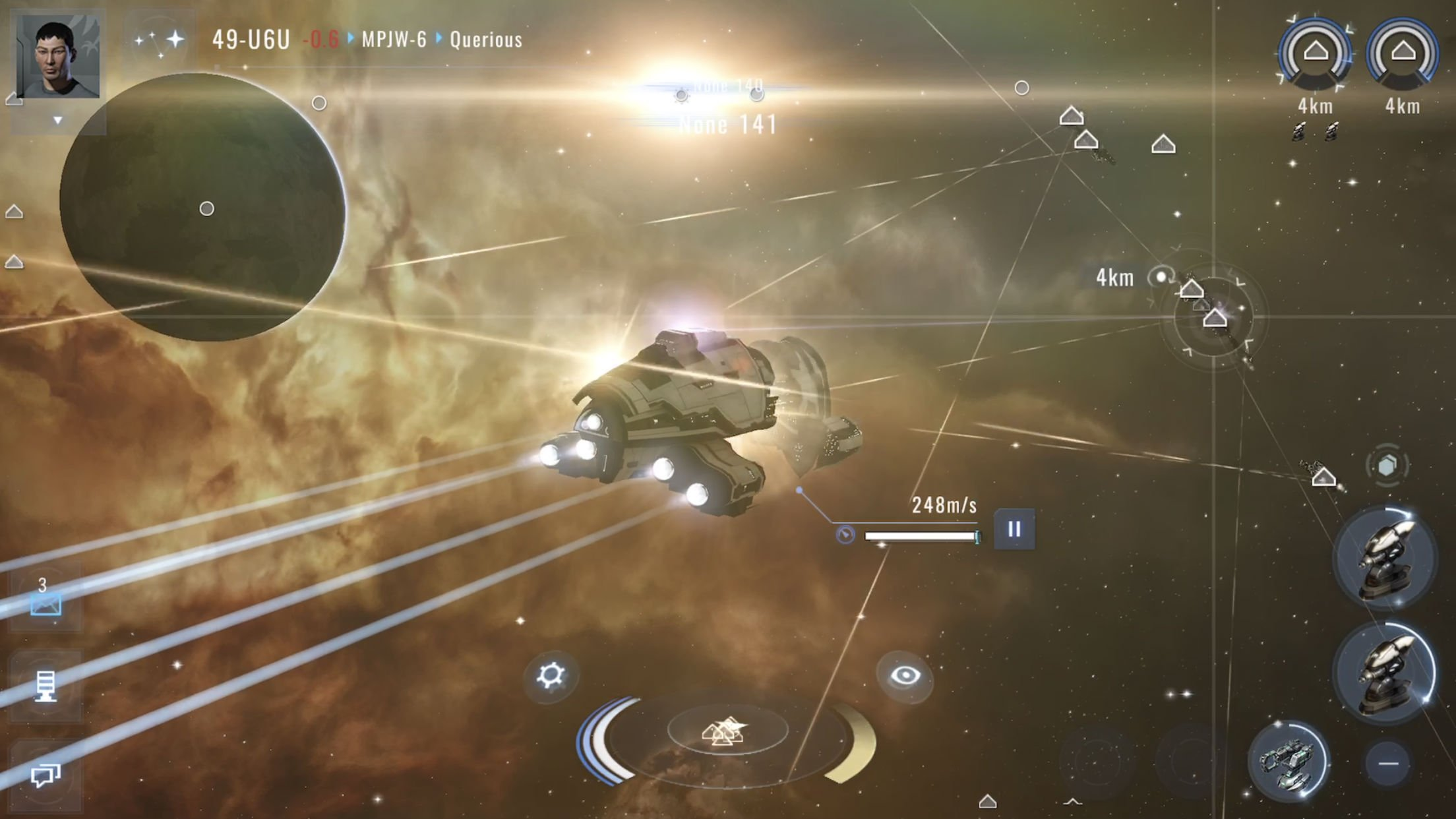 One of EVE Online's mobile adaptations is going on ice, EVE: Echoes is on the way