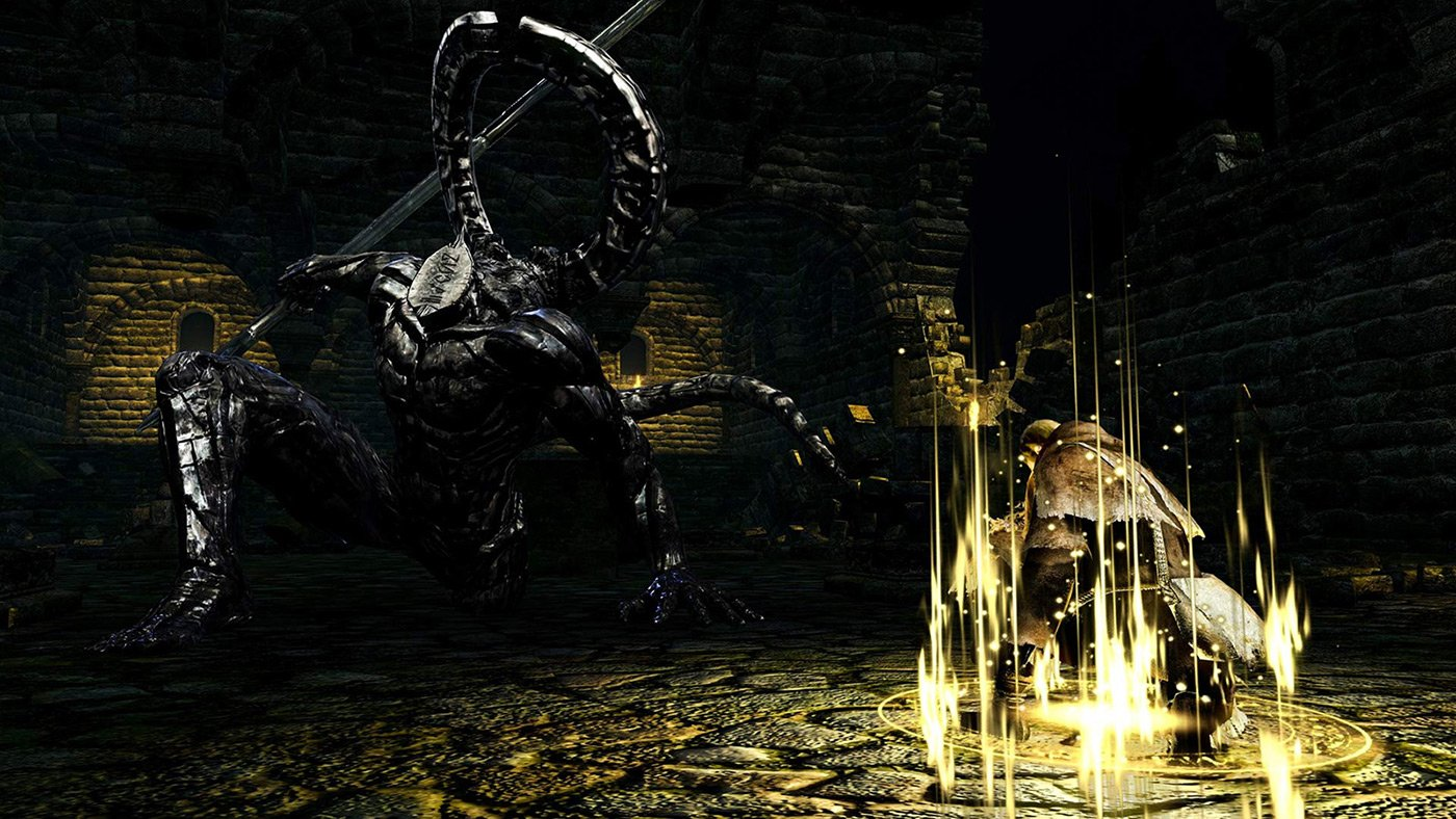 Playing Dark Souls on Switch? Save this ridiculously helpful cheat sheet
