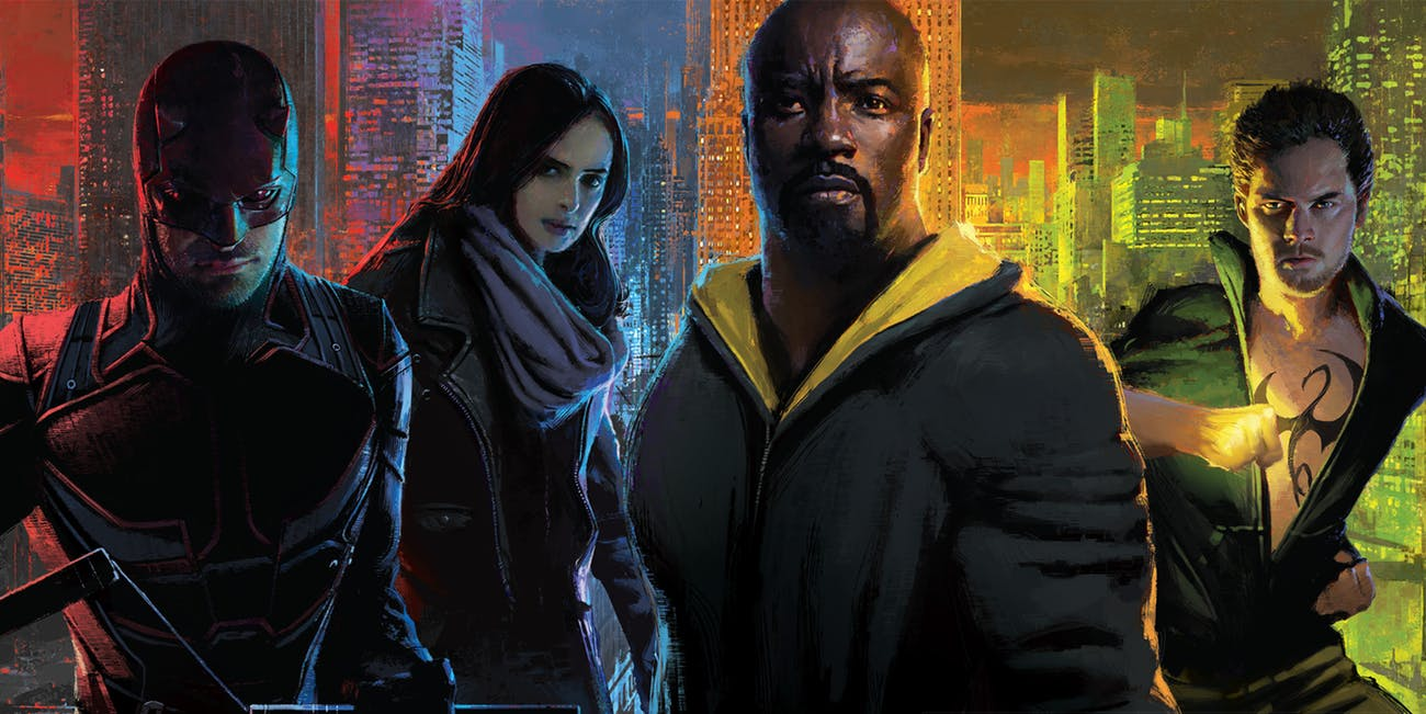Netflix's Marvel shows aren't going anywhere unless Netflix wants them to