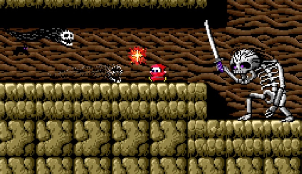 Cutesy platform fun as Ninja-Kid II returns on Nintendo Switch screenshot