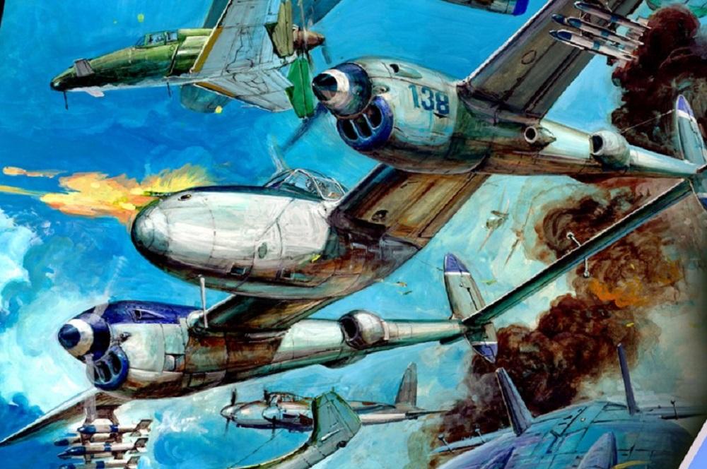 SNK's 1999 shmup Strikers 1945 Plus takes flight once again screenshot