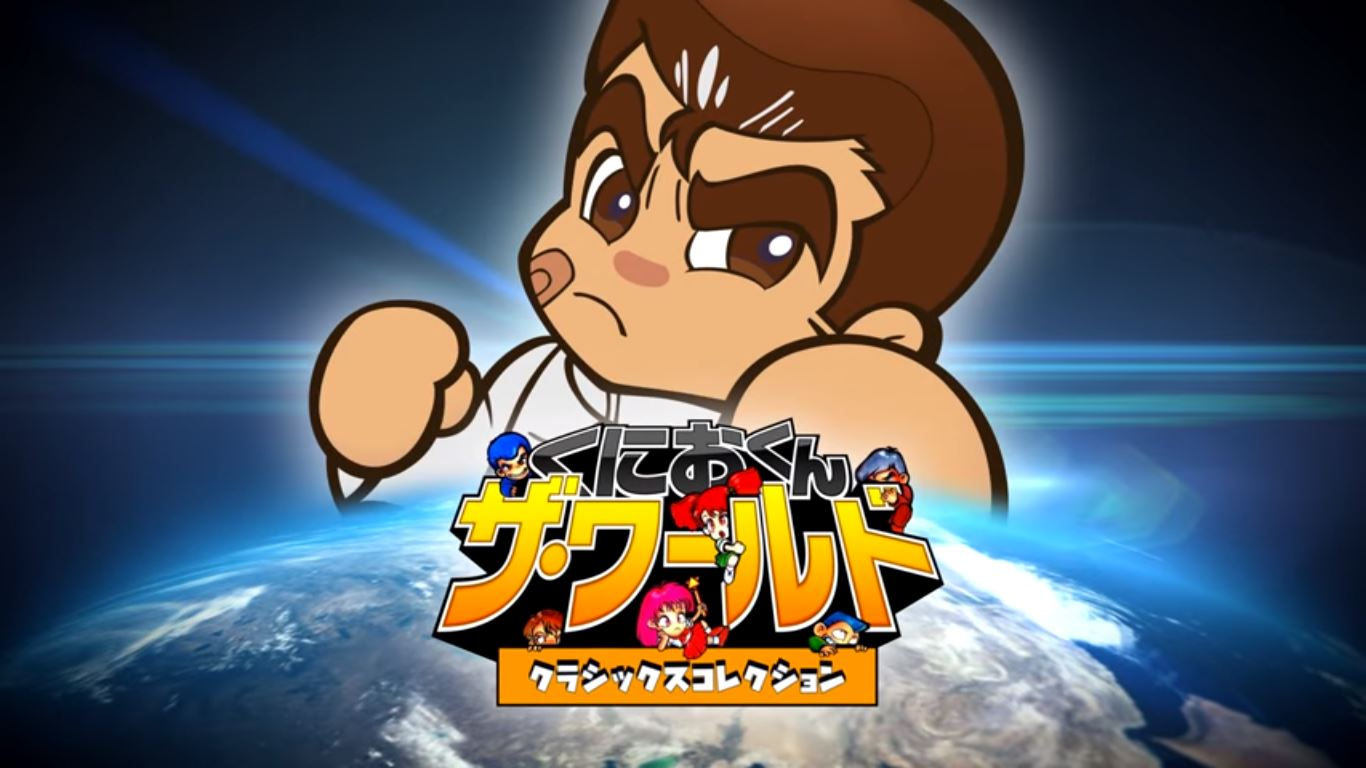Kunio-kun: The World Classics Collection adds Double Dragon games to its archive
