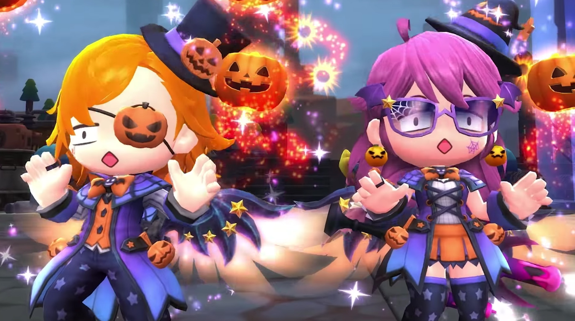 MapleStory 2 celebrates one million players with thank-you events