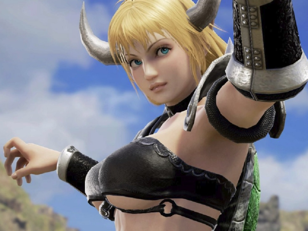 Bowsette even made it into Soulcalibur VI
