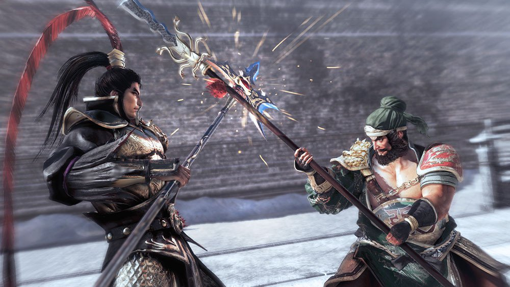 (Update) Dynasty Warriors 9's co-op patch is coming tomorrow screenshot