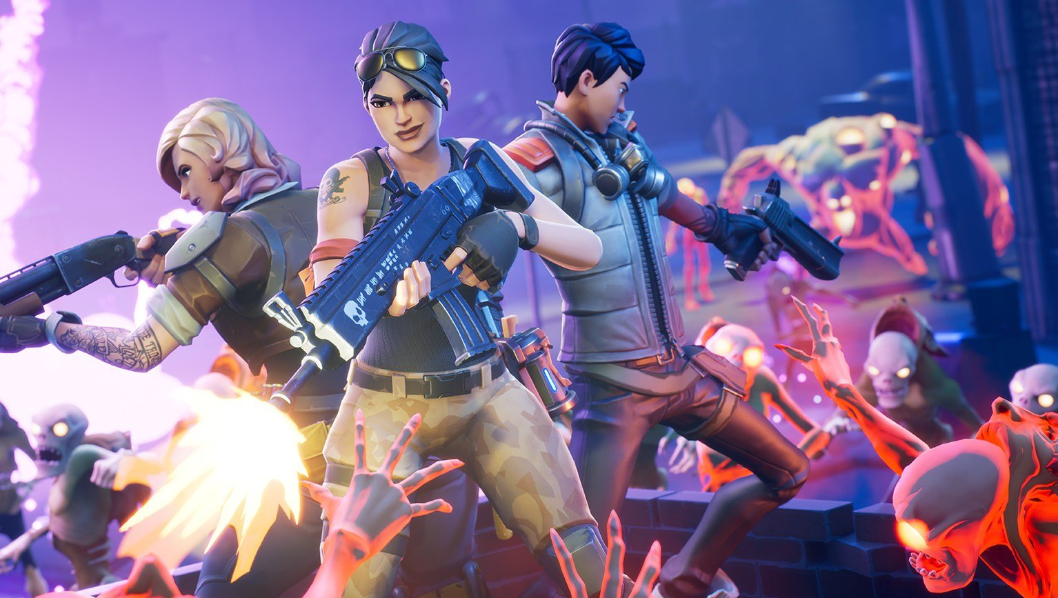 Fortnite's 'Save the World' mode has free-to-play launch pushed into 2019 screenshot