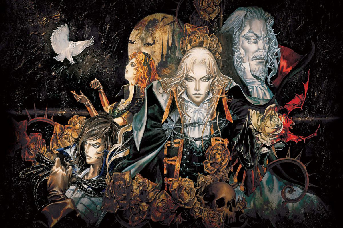 Two more amazing Castlevania soundtracks are coming to vinyl screenshot