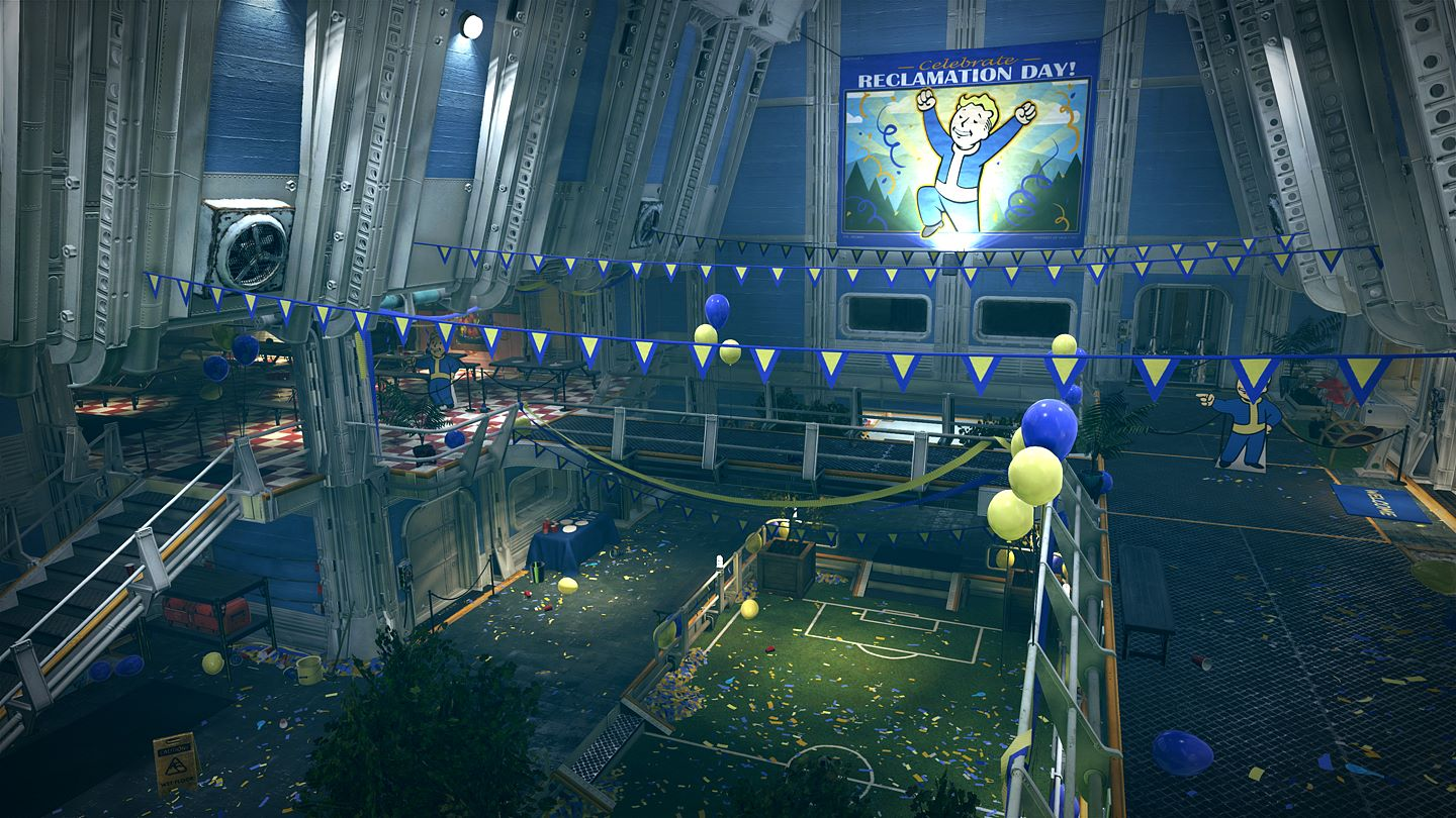 How to access the Fallout 76 beta test screenshot