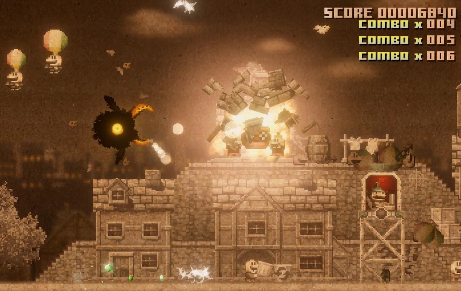 Review: Black Bird screenshot