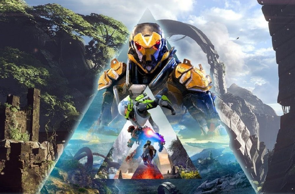 BioWare producer to hold Anthem live stream next week screenshot