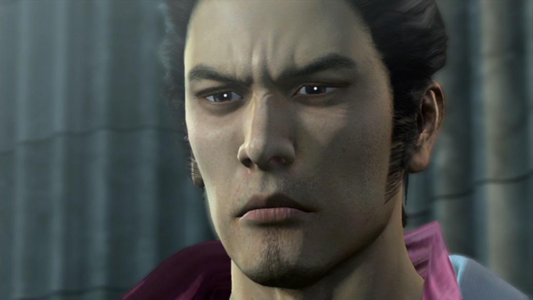 Yakuza 4's PS4 remaster gets release date, new actor screenshot
