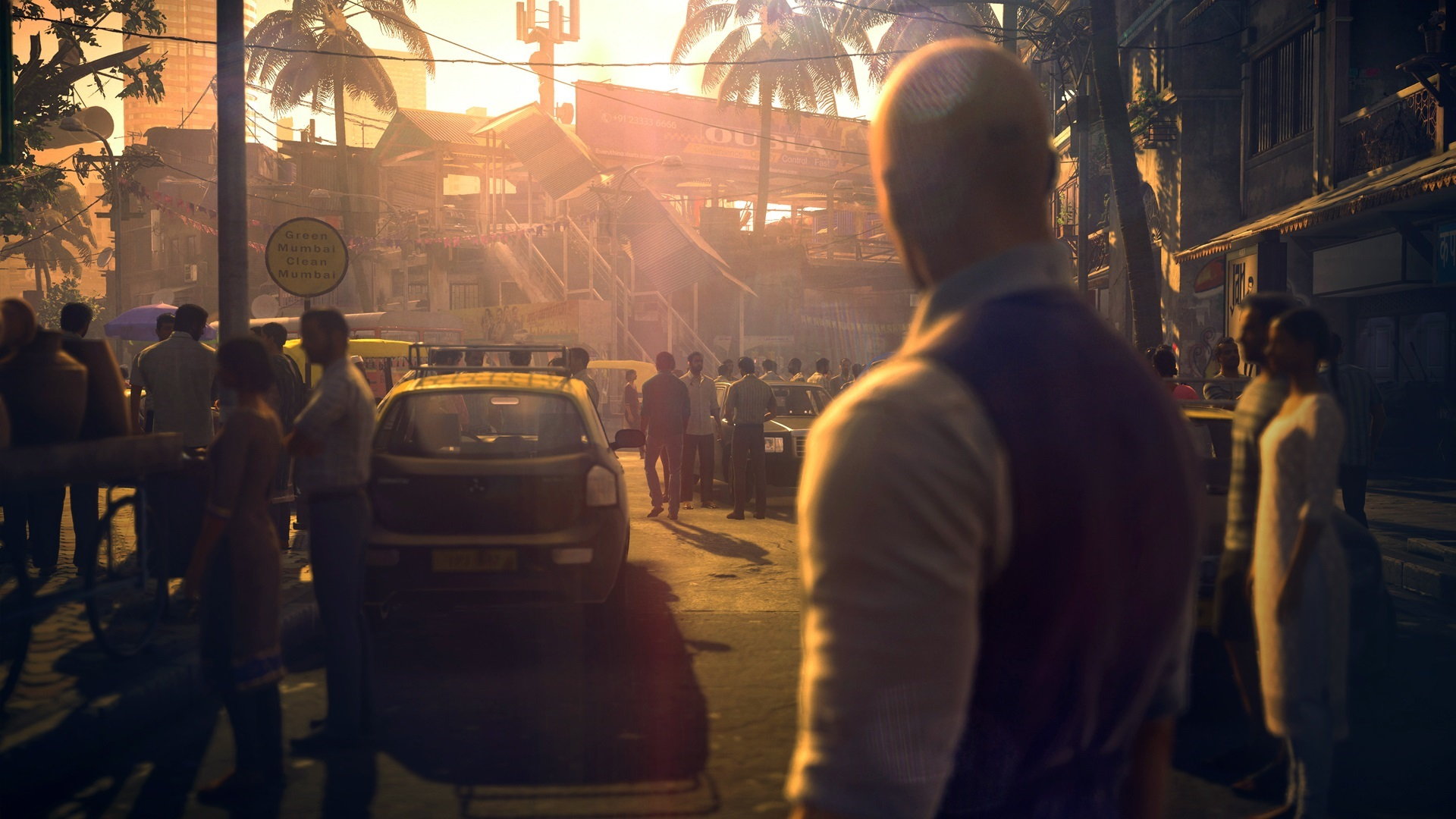 These are the seven places you'll be hitmanning in Hitman 2 screenshot
