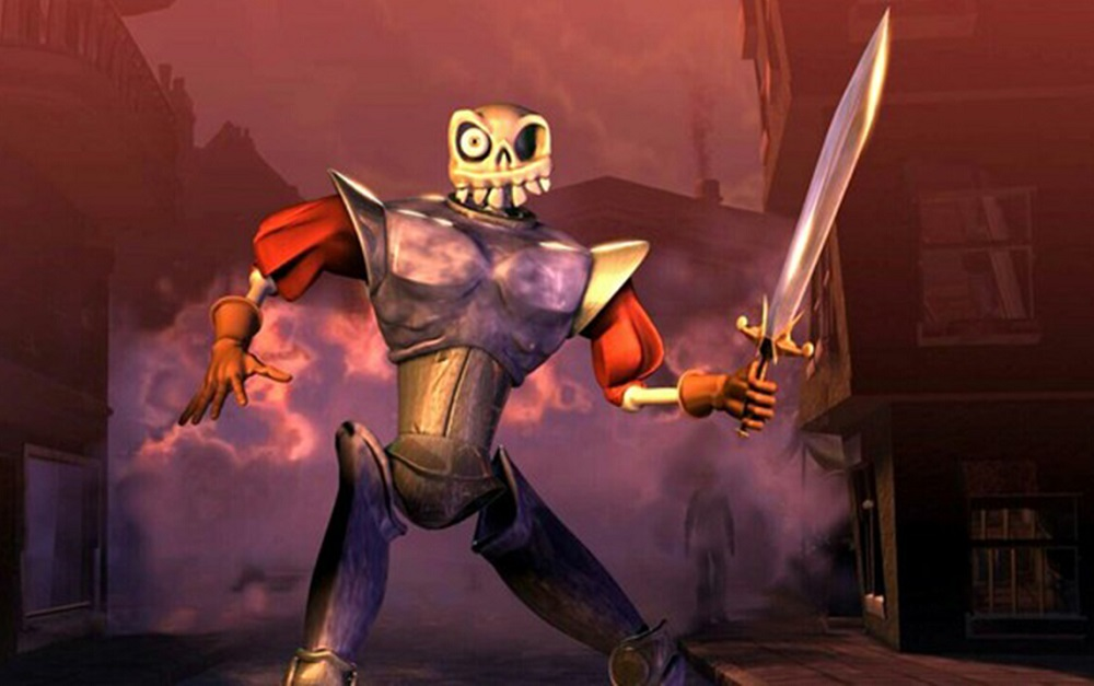 MediEvil artist and voice actor teases return to role with goofy tweet screenshot