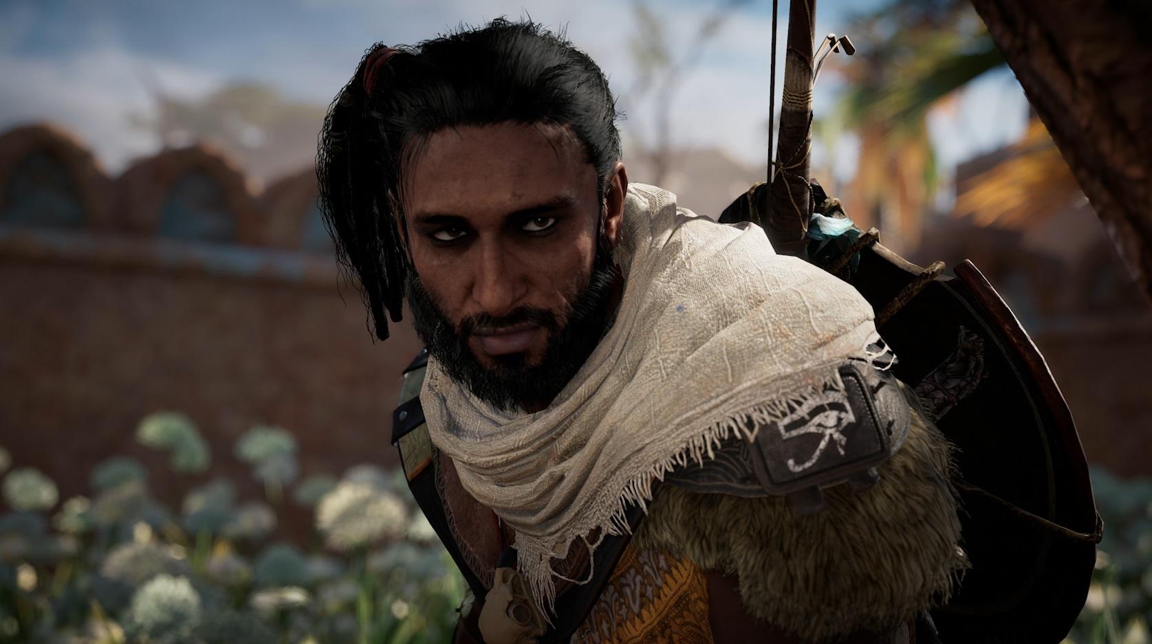 Assassin's Creed Odyssey welcomes Bayek from AC Origins screenshot