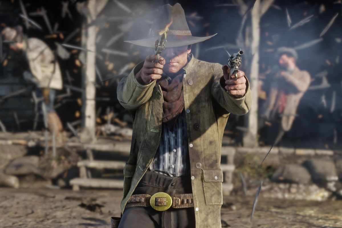 Very Quick Tips: Red Dead Redemption 2 screenshot