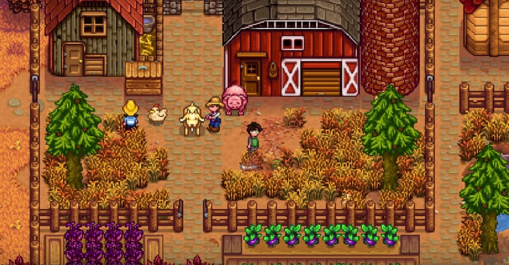 Cultivate your own pocket farm as Stardew Valley lands on iOS screenshot