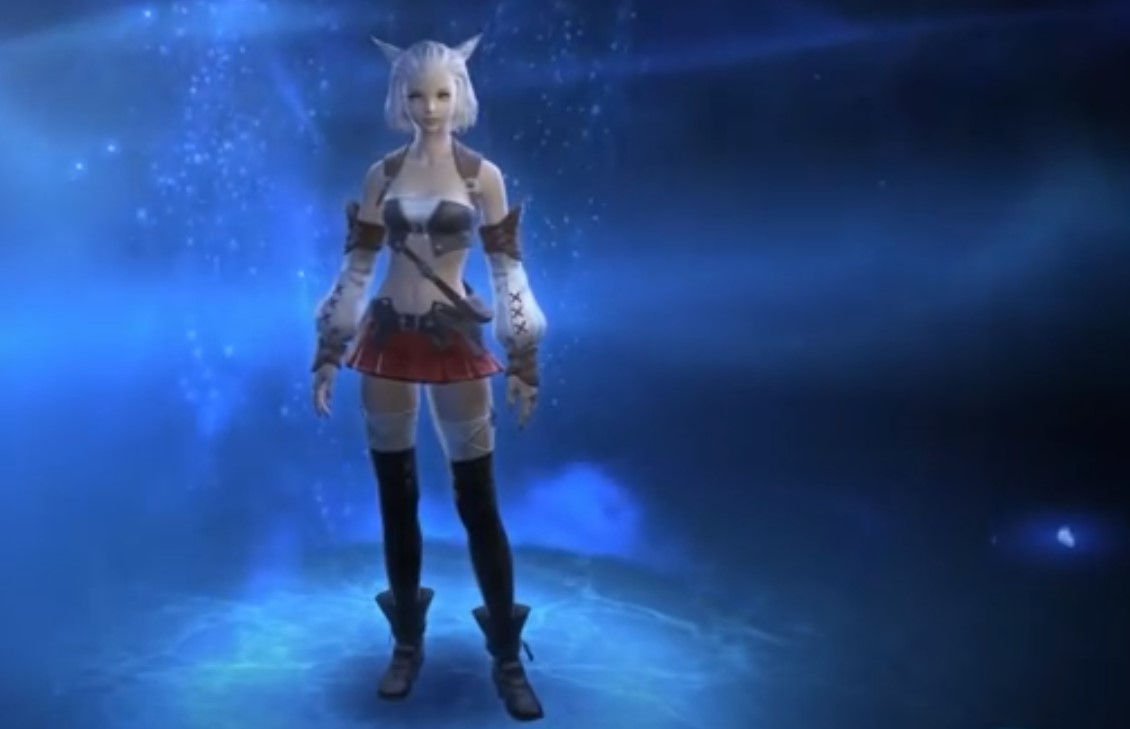 Why Final Fantasy XIV's job system is more restrictive than XI's screenshot