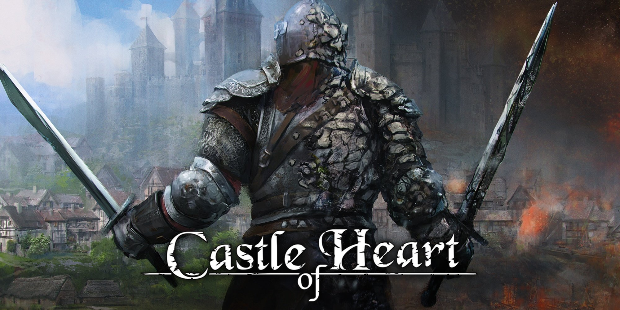 Giveaway: Castle of Heart (Switch NA)  screenshot
