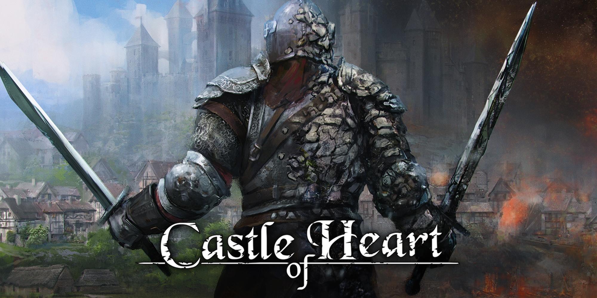 Giveaway: Castle of Heart (Switch NA)  screenshot