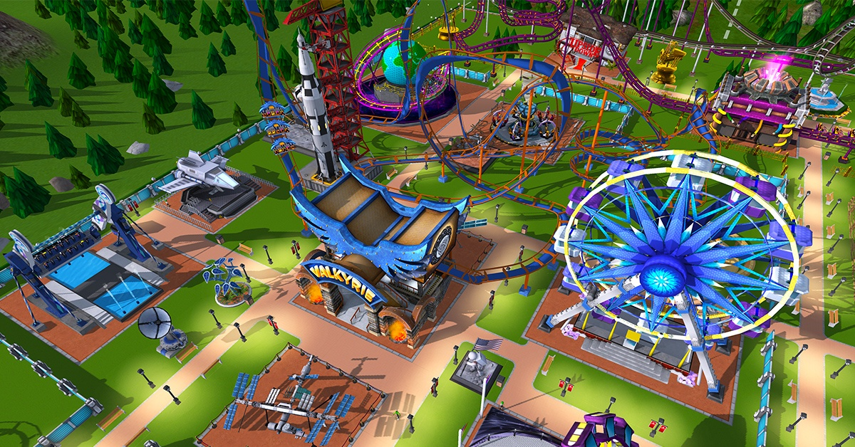RollerCoaster Tycoon Adventures will hit Europe next month, US in Q1 2019 screenshot